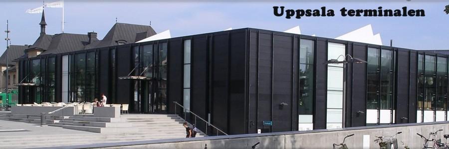 Uppsala terminalen